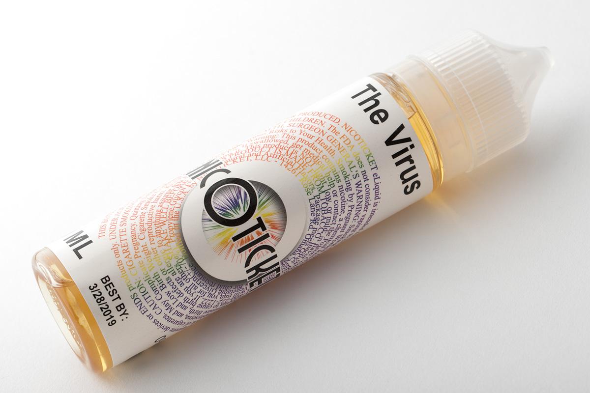 再始動したNicoticket ニコチケット!リニューアルしたThe Virus ウイルス のレビューをお送りします。