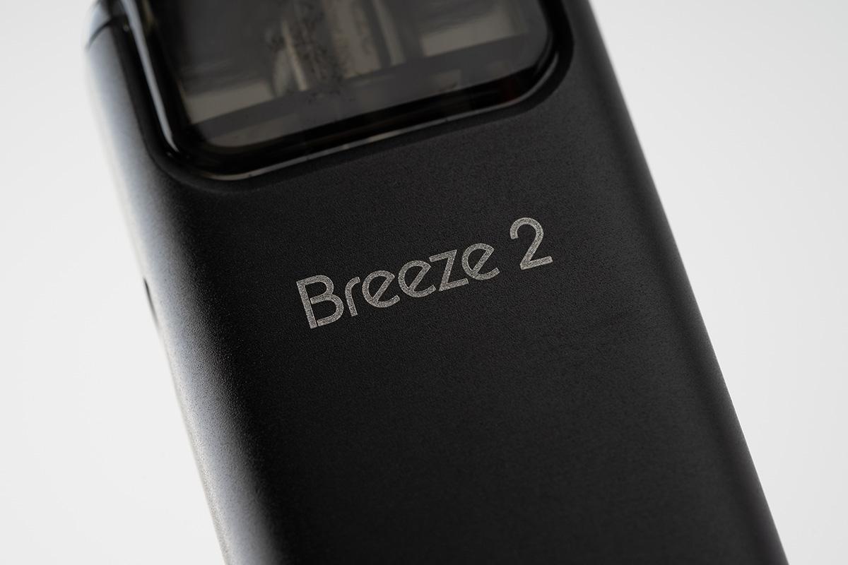 【スターターキット】Breeze 2「ブリーズ2」/ Aspire アスパイア レビュー