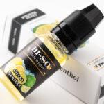 【リキッド】Citrus Menthol シトラスメンソール / BI-SO ビソー レビュー