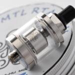【アトマイザー】HASTUR MTL RTA Mini 22mm「ハスター エムティーエル ミニ」 / Cthulhu クトゥルフ レビュー