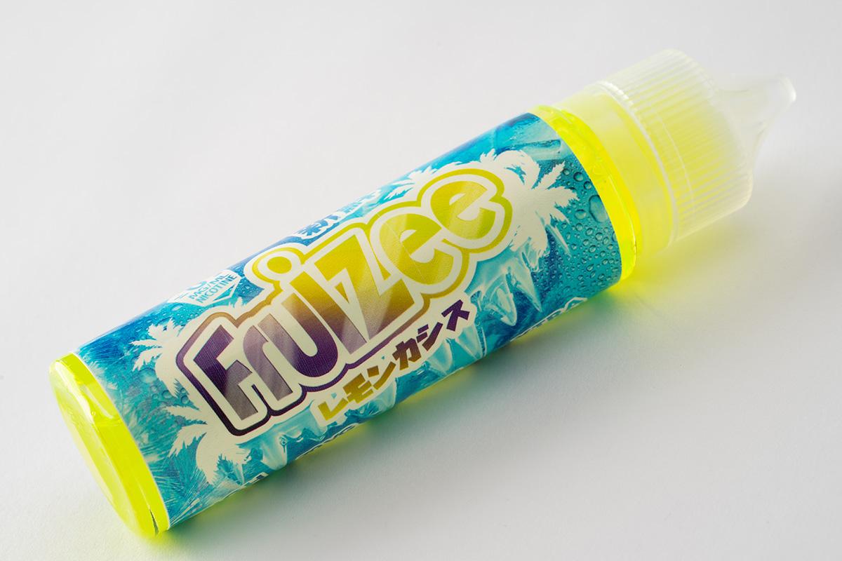 【リキッド】Fruizee Lemon Blackcurrant XTRAFRESH「フルージー レモンカシス エクストラフレッシュ」 / ELIQUID FRANCE イーリキッドフランス レビュー