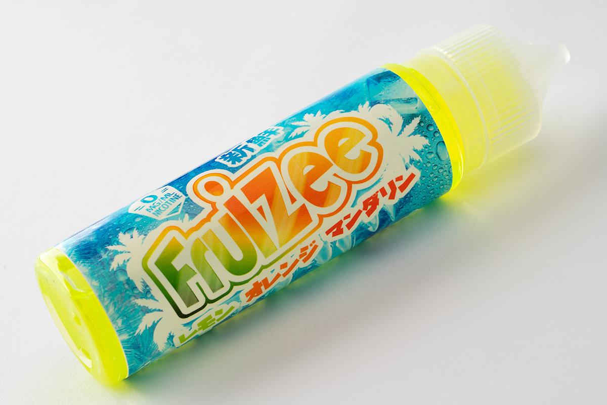 【リキッド】Fruizee Lemon orange mandarin XTRAFRESH「フルージー レモン オレンジ マンダリン エクストラフレッシュ」 / ELIQUID FRANCE イーリキッドフランス レビュー