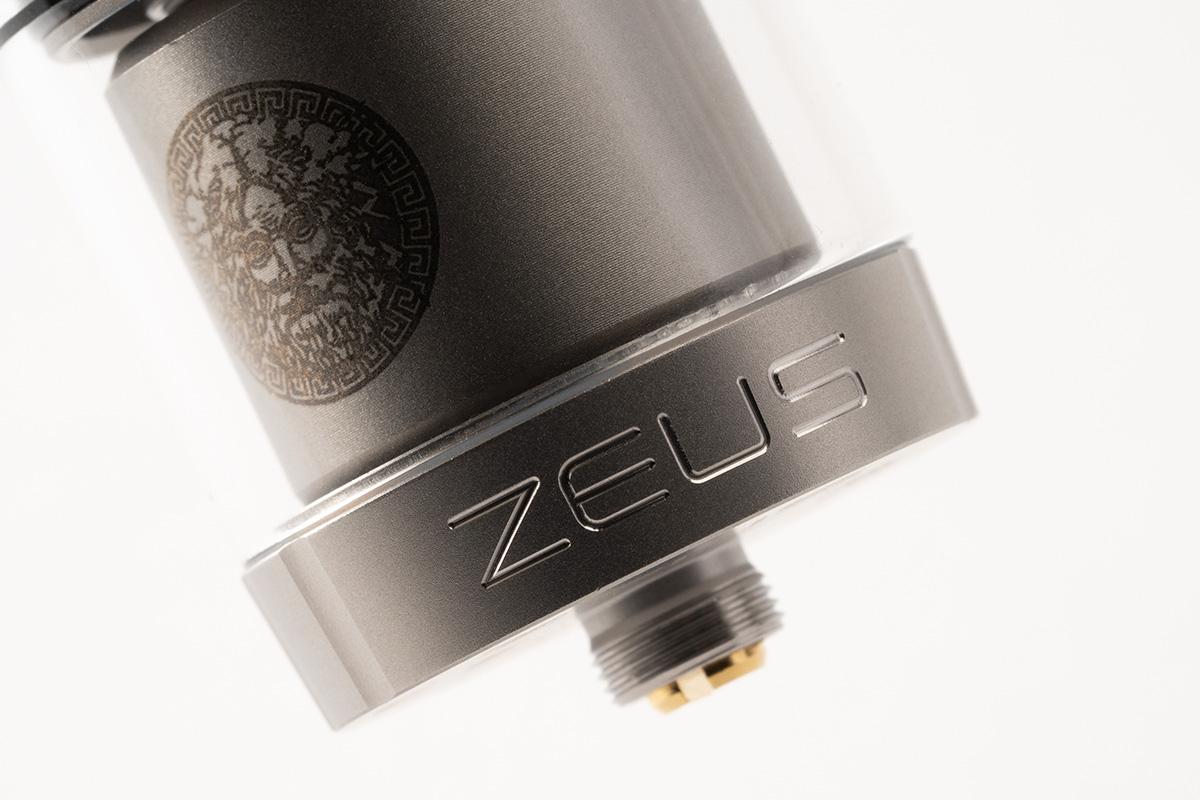 【アトマイザー】ZEUS Dual RTA「ゼウス デュアル」 / Geekvape ギークベイプ レビュー