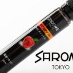 【リキッド】ダブルアップル with メンソール / Sarome Tokyo サロメトウキョウ レビュー