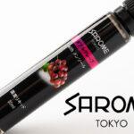 【リキッド】ダブルグレープ with メンソール / Sarome Tokyo サロメトウキョウ レビュー