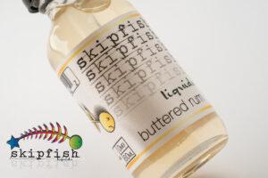 【リキッド】buttered rum「バタードラム」 / skipfish liquids スキップフィッシュリキッド レビュー