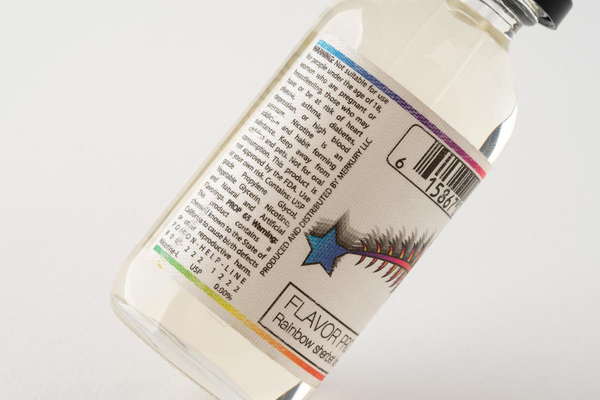 【リキッド】rainbow cream「レインボークリーム」 / skipfish liquids スキップフィッシュリキッド レビュー