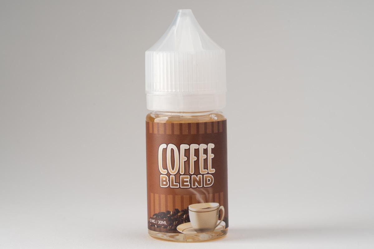 【リキッド】COFFEE BLEND「コーヒーブレンド」 / VAPE FUEL ベイプフューエル レビュー