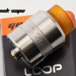 【アトマイザー】LOOP RDA 24mm「ループ」 / Geekvape ギークベイプ レビュー