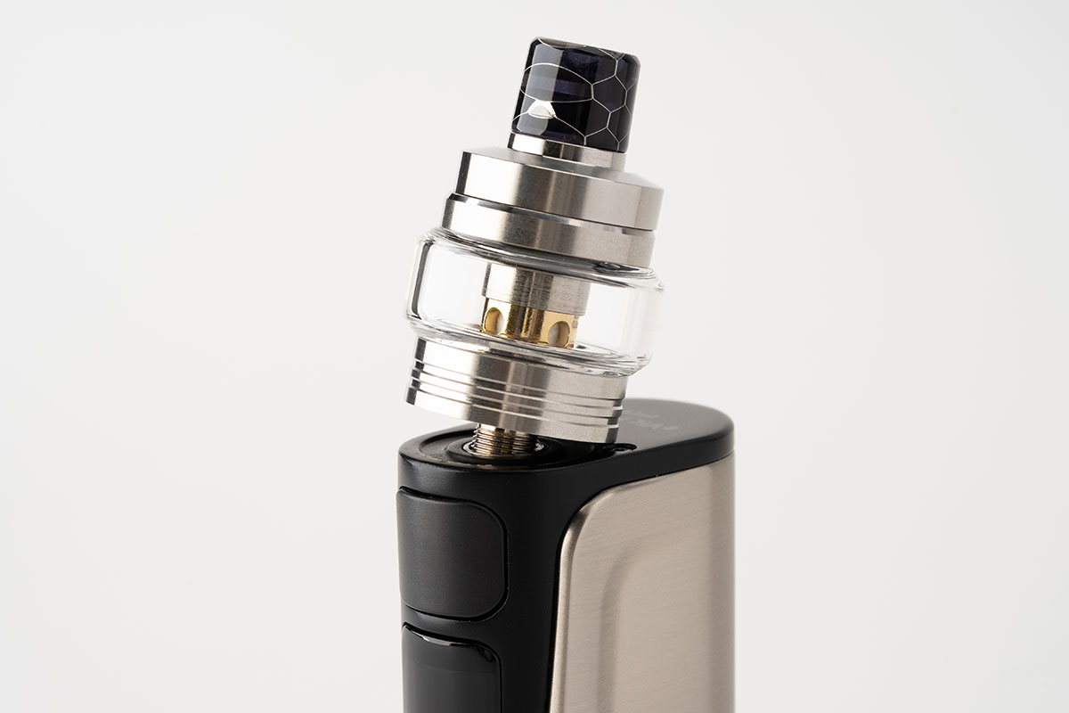 eVic Primo Fit with EXCEED Air Plus スターターキットレビュー