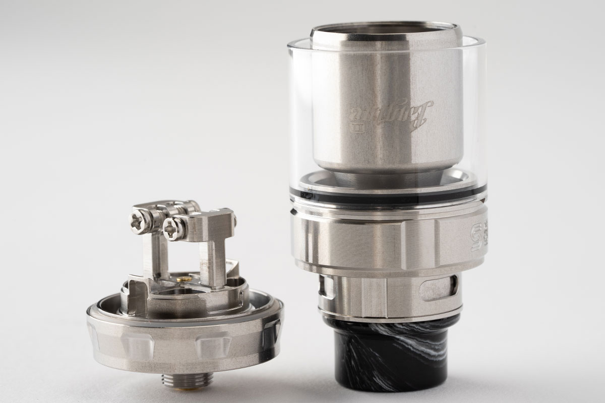 Engine II RTA by OBS 「エンジン2」アトマイザーレビュー