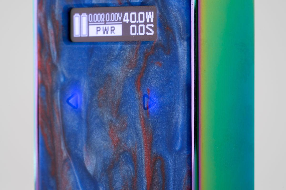 【テクニカルMOD】Sigelei Snowwolf 200W-R Mod レビュー