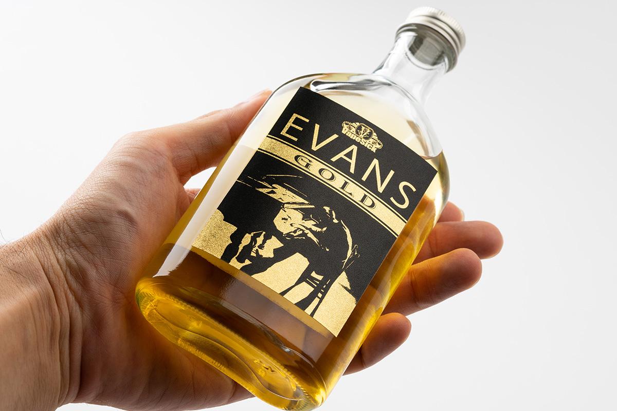 EVANS GOLD Vape Sick 極シリーズリキッドレビュー