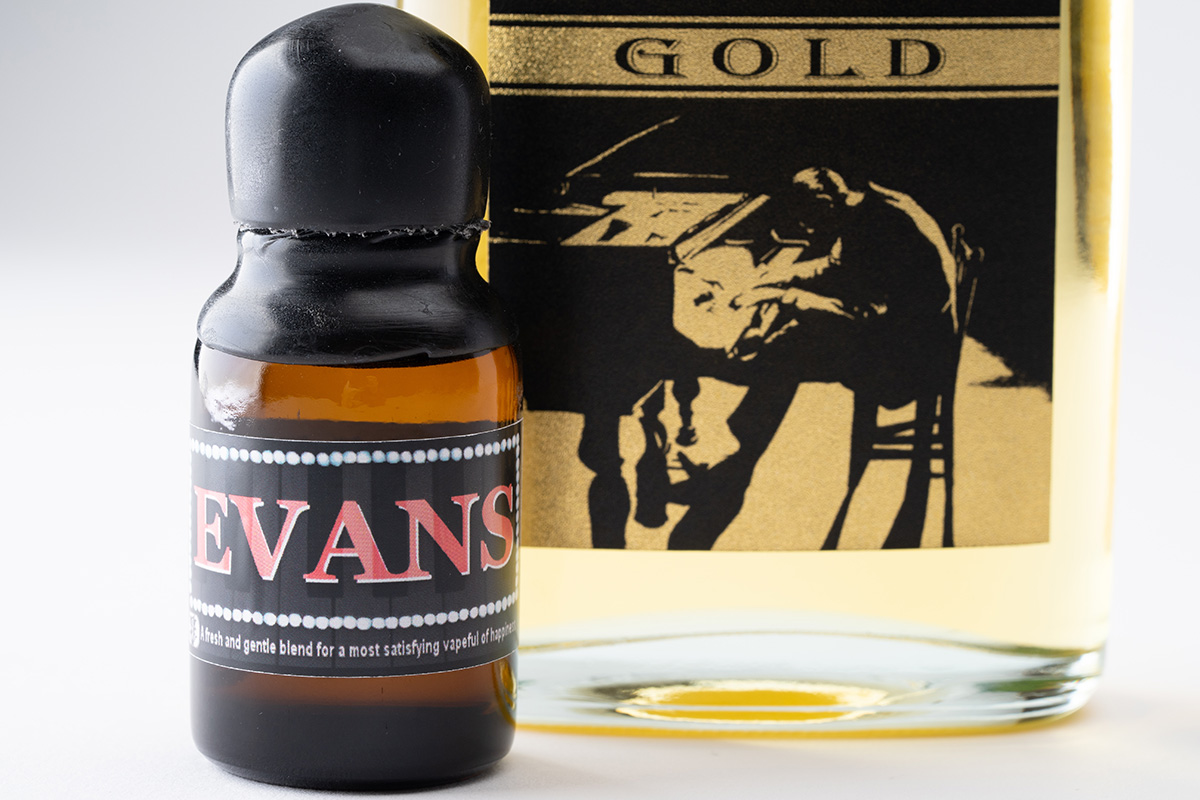 Vape Sick EVANS GOLD リキッドレビュー