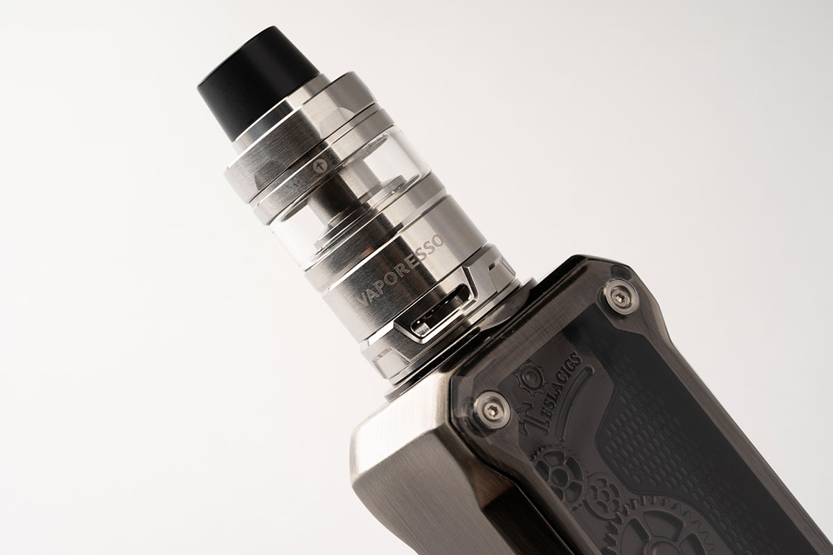 Cascade Mini Tank by VAPORESSO アトマイザーレビュー