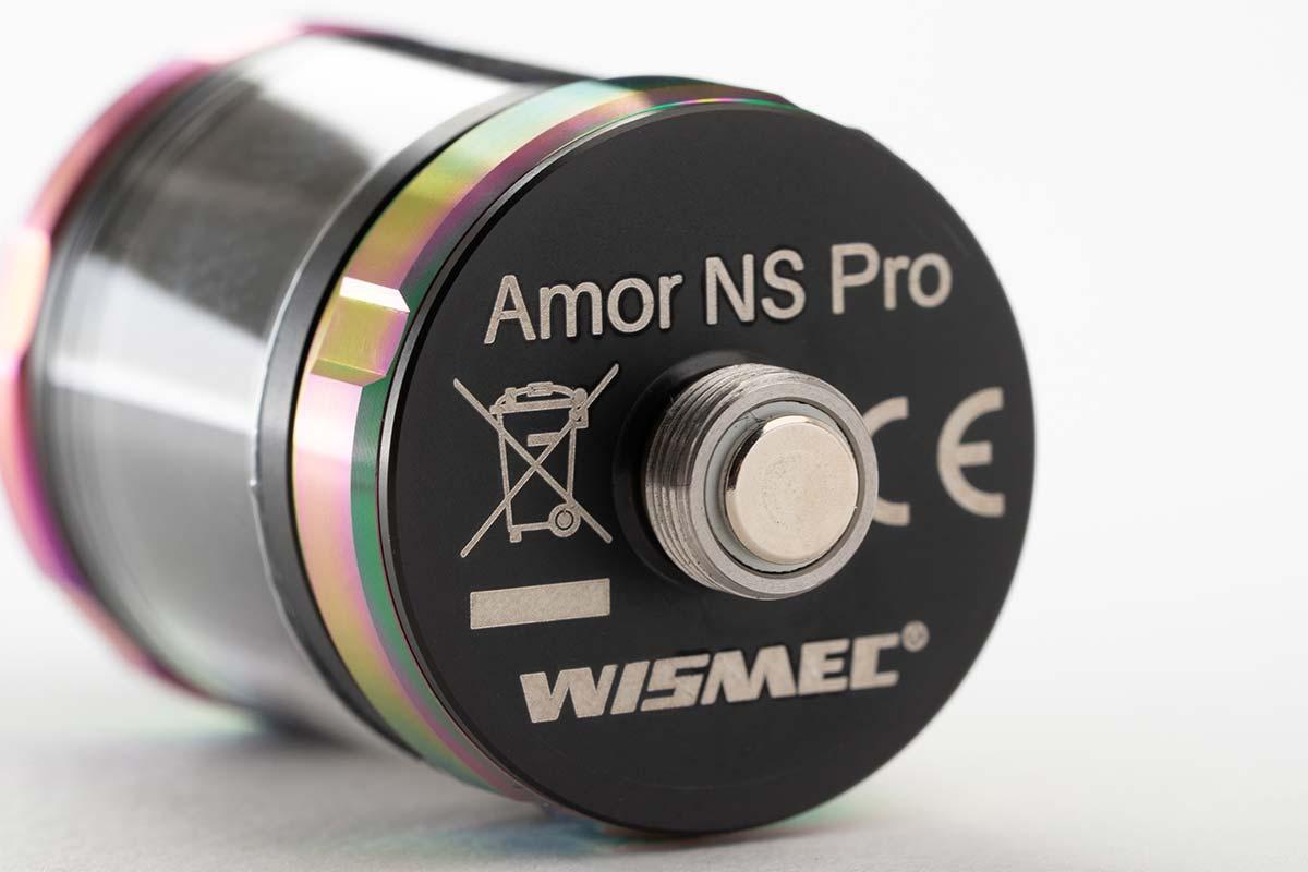 WISMEC CB-80 with AMOR NS Pro スターターキットレビュー