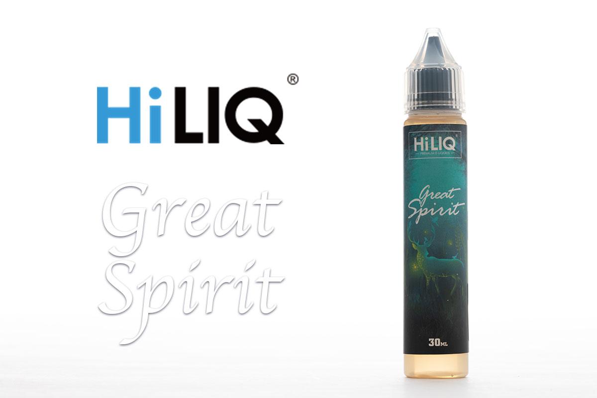 【リキッド】 HiLIQ Great Spirit「ハイリク グレートスピリット」レビュー