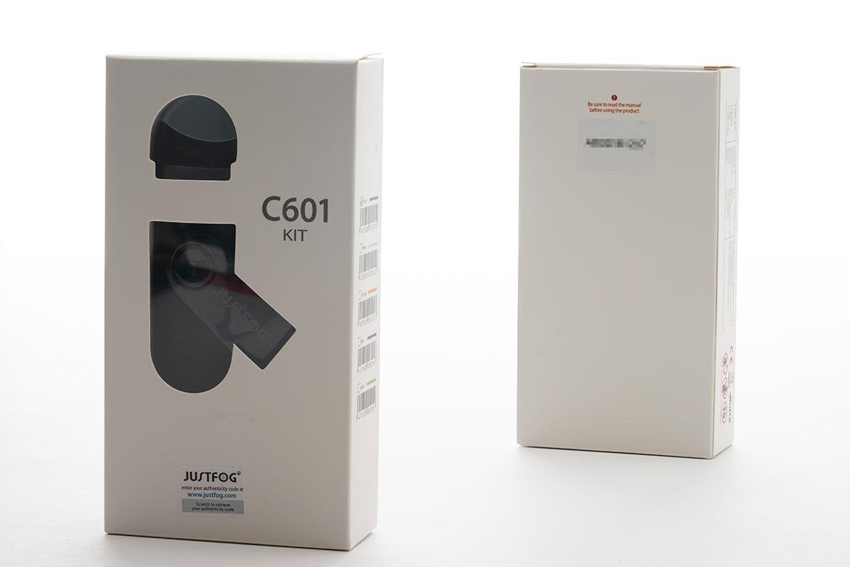 JUSTFOG(ジャストフォグ) C601