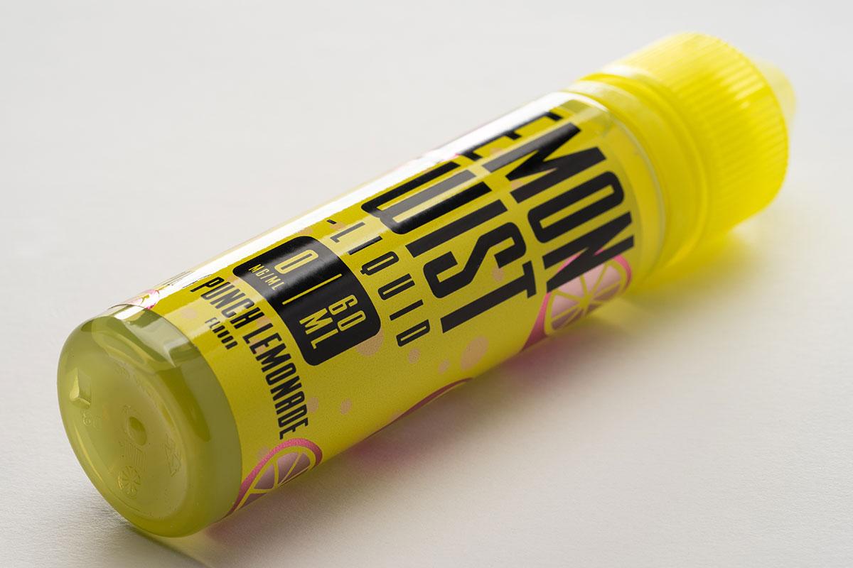 【リキッド】Pink Punch Lemonade / Lemon Twist レモンツイスト レビュー