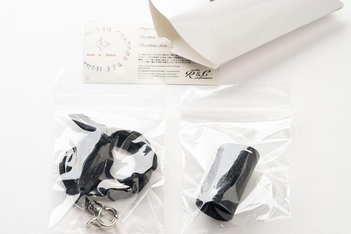 【VAPE界最高峰】Rad customsのレザーケースは最強!!