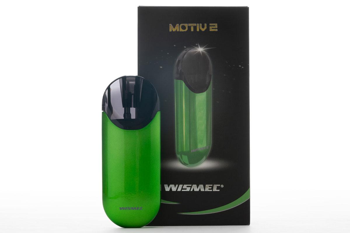 【Wismec MOTIV2】スターターキット「モーティブ2」レビュー