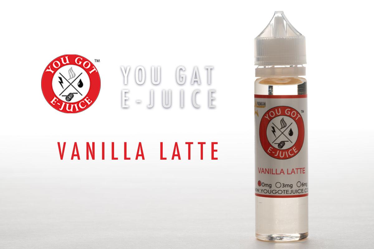【リキッド】Vanilla Latte「バニララテ」YOUGOT レビュー