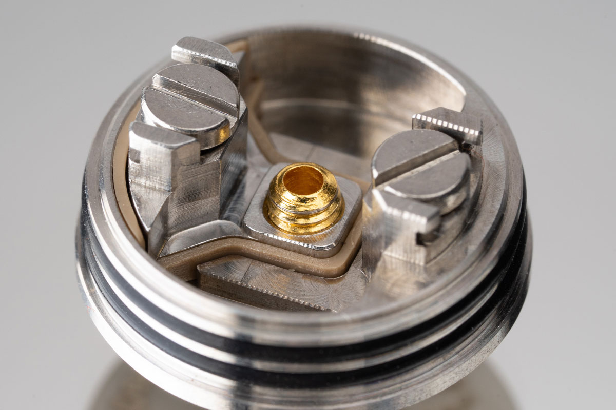 【BoomStick Engineering Reaper MTL RDA 18mm】アトマイザーレビュー