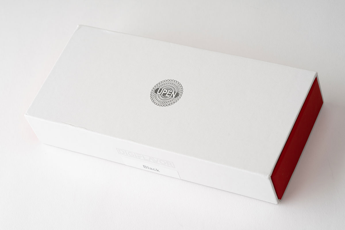 【DIGIFLAVOR UPEN】ペンそっくりなスティックタイプVAPE レビュー!