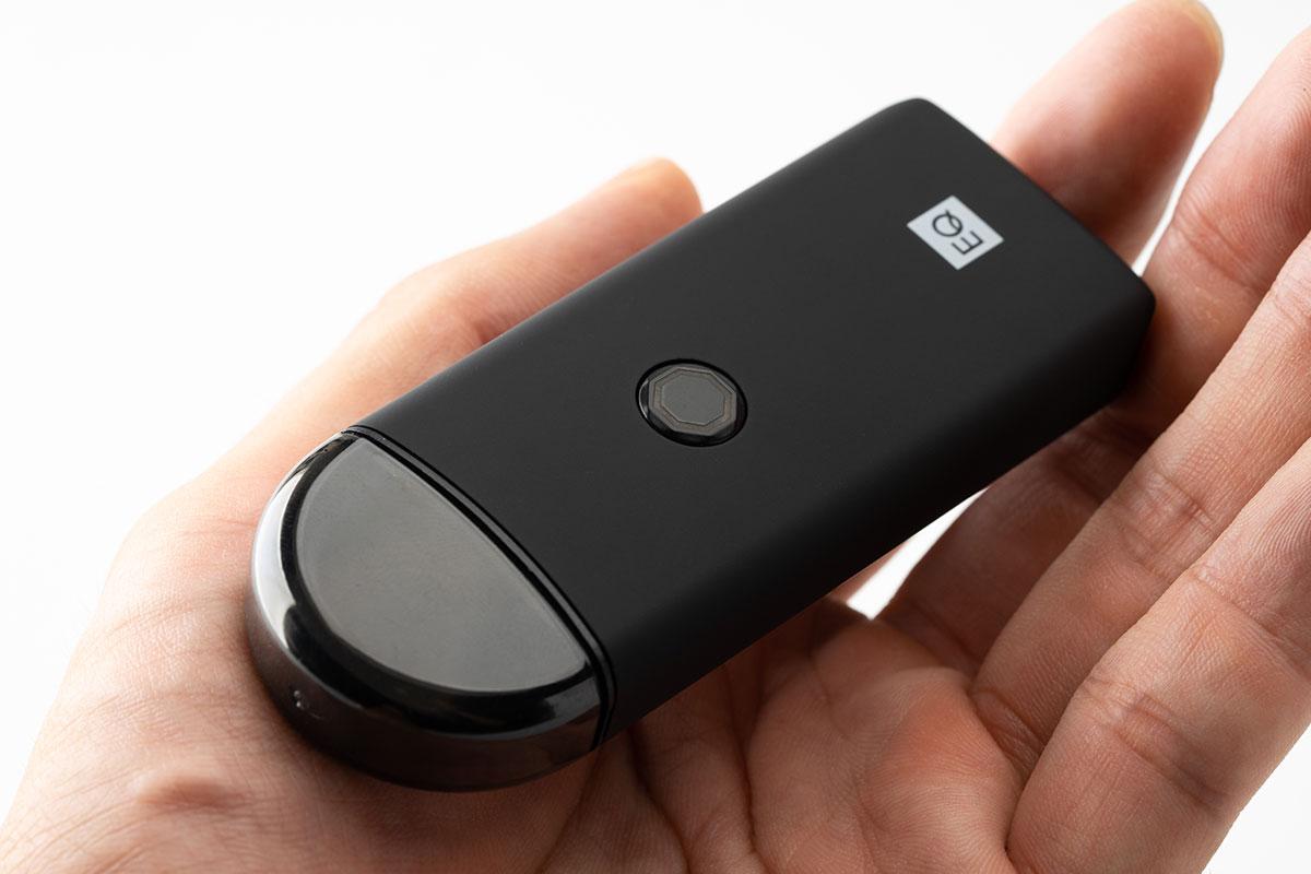 【Innokin EQ】コンパクトボディーに大容量バッテリー搭載のPODデバイス レビュー!
