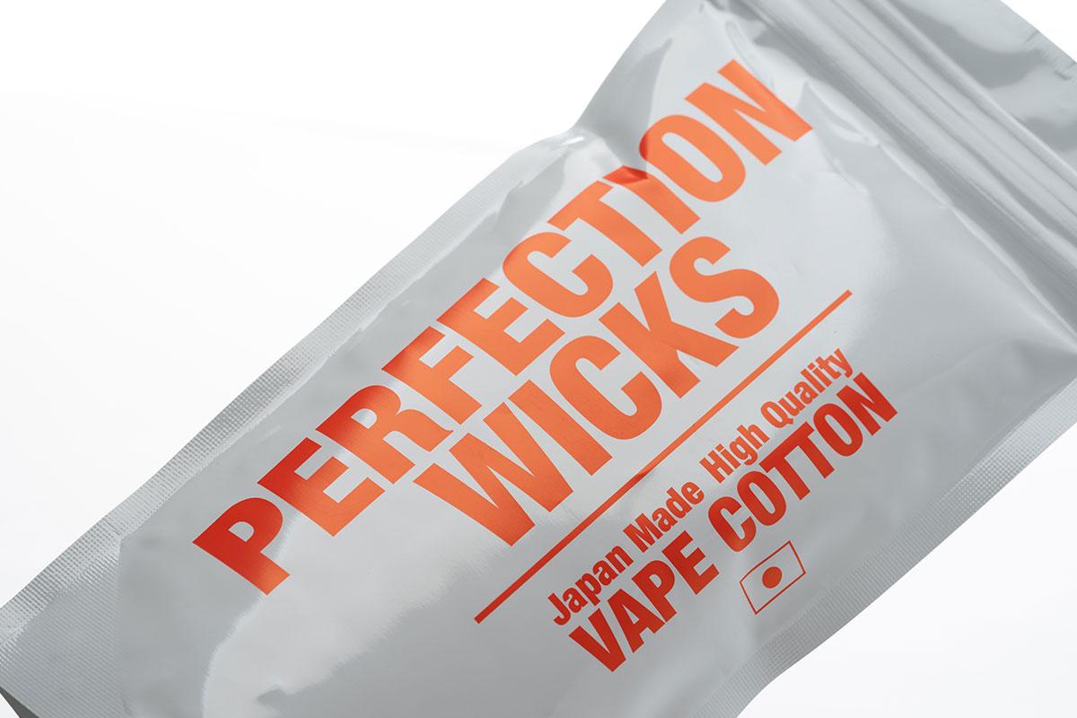 【PERFECTION WICKS】最強のコットンウィック レビュー!