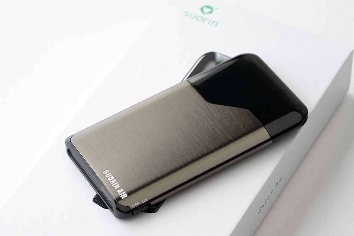 【New Suorin Air】新しくなった?カード型PODデバイス レビュー!