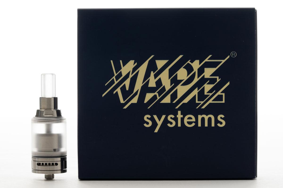 【アトマイザー】BY-KA V7「バイカ v7」Vape Systems レビュー!