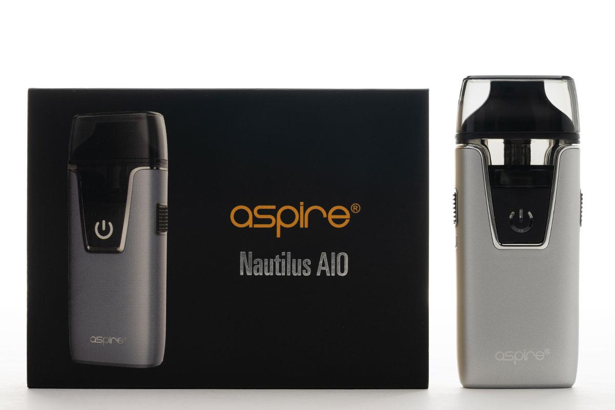 aspire Nautilus AIO レビュー