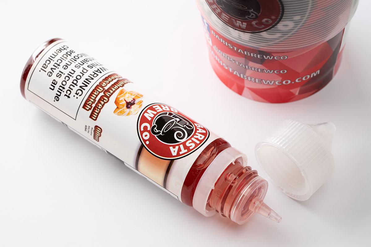 【Barista Brew Raspberry Cream Cheese Danishレビュー】バリスタブリューリキッド