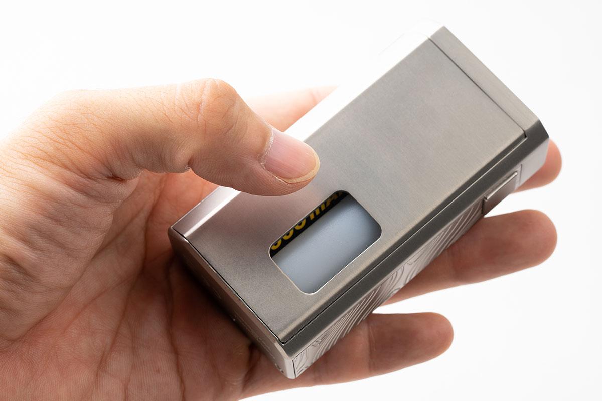 【WISMEC LUXOTIC MF BOXレビュー】基板付替可能なスコンク対応スターター!