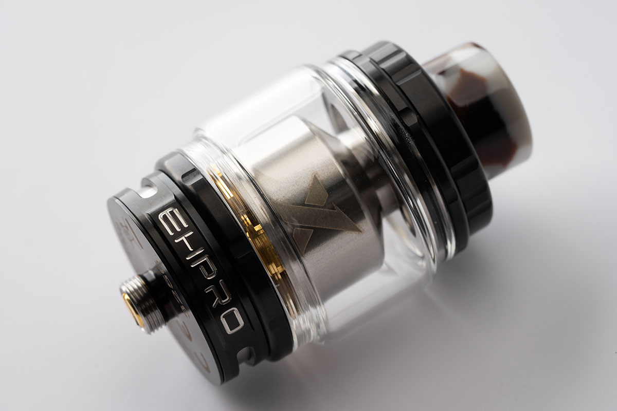 EHPRO Billow X RTA レビュー