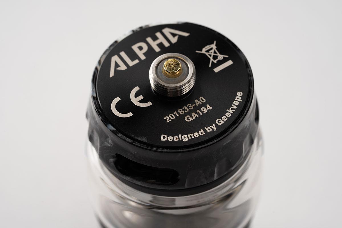 geekvape ALPHA TANKレビュー(ギークベイプ アルファタンク)