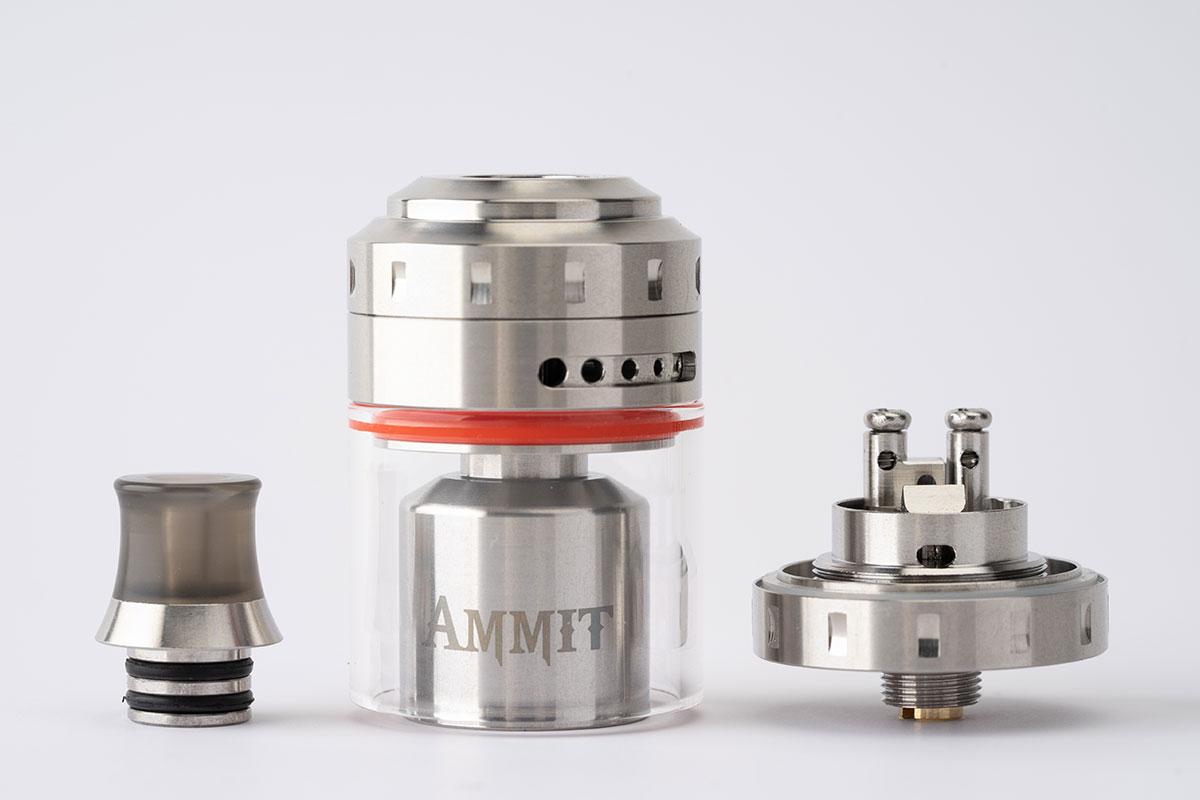 Geekvape AMMIT MTL RTAレビュー