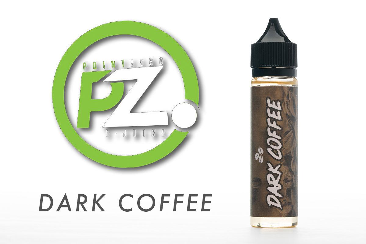 【POINTZERO Dark Coffeeレビュー】ポイントゼロ ダークコーヒー リキッド