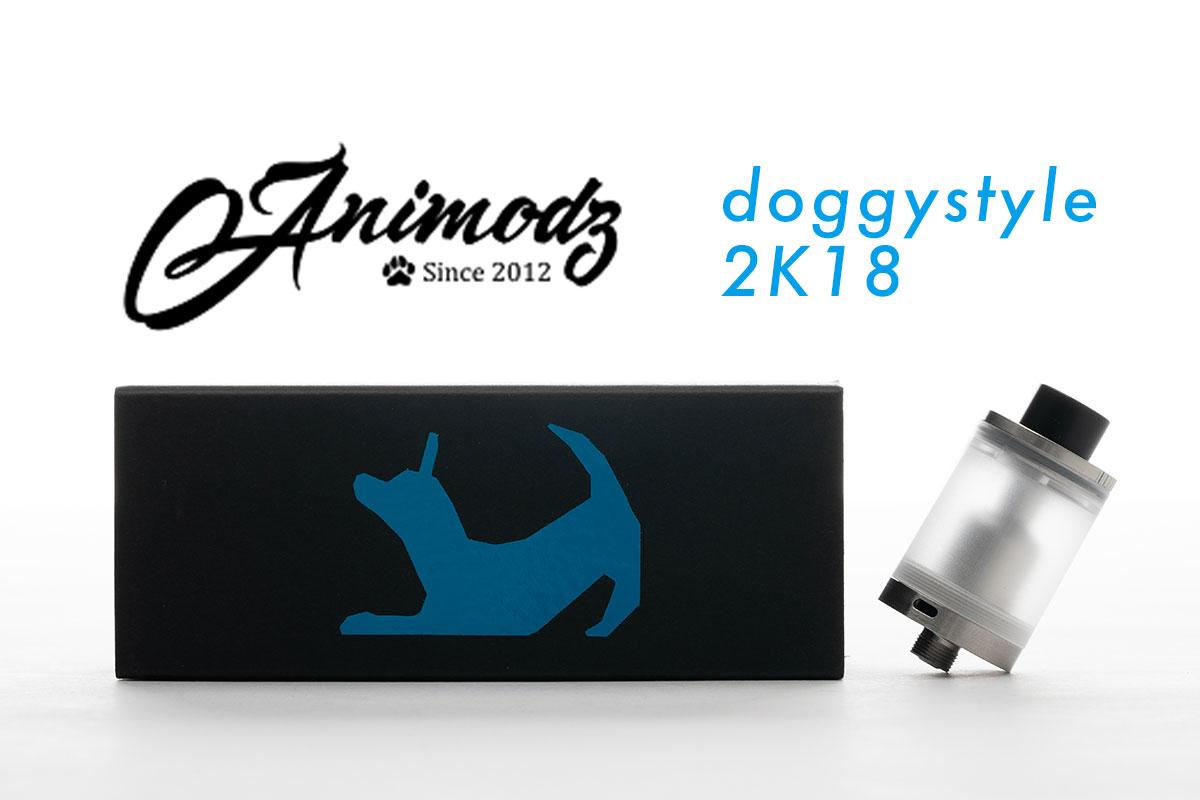 Animodz doggystyle 2K18 レビュー