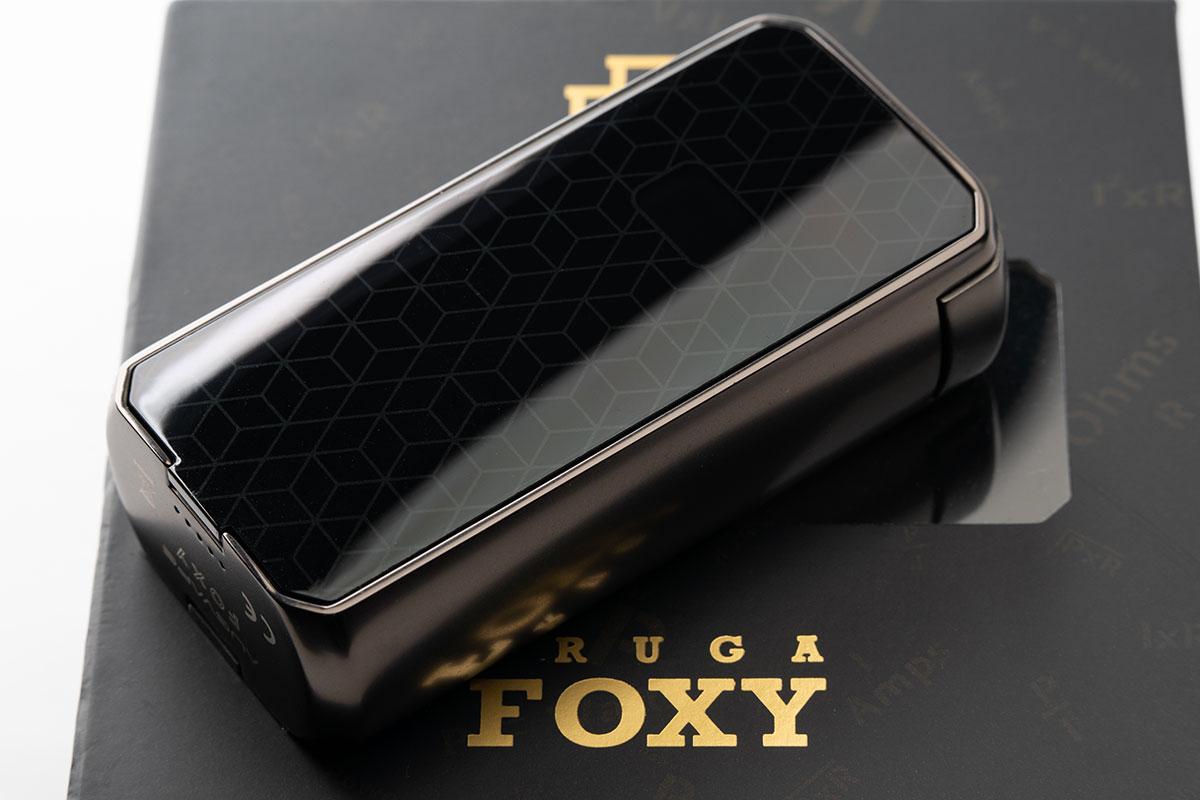 AUGVAPE DRUGA FOXY レビュー(オーグベイプ ドルーガ フォクシー)