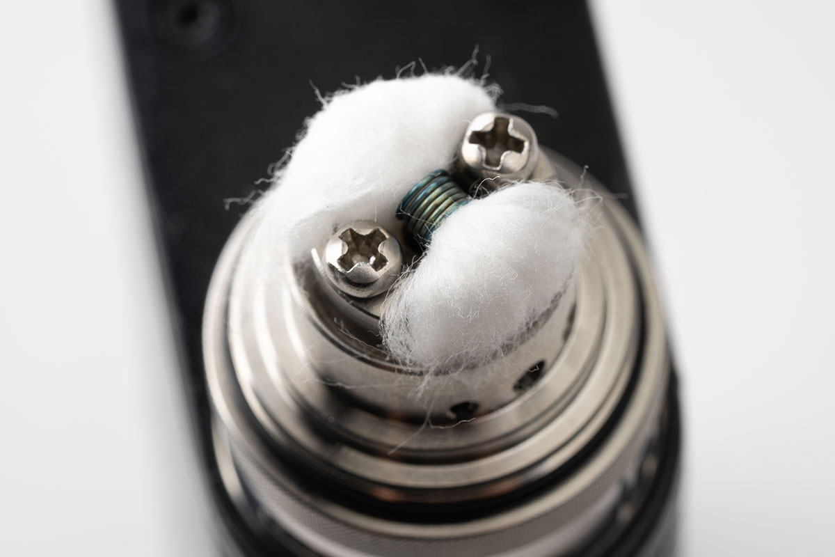 eXvape eXpromizer V3 FIRE RTA レビュー