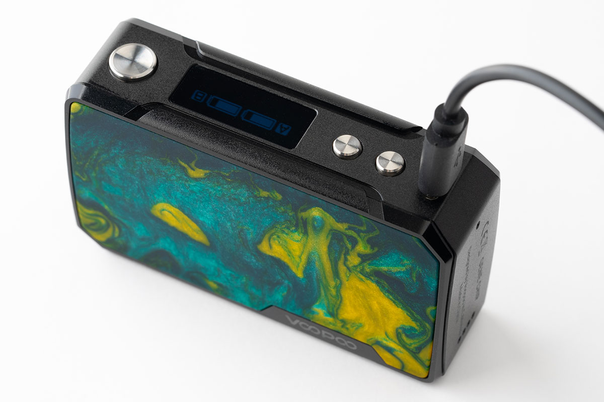 VOOPOO DRAG MINI KITレビュー