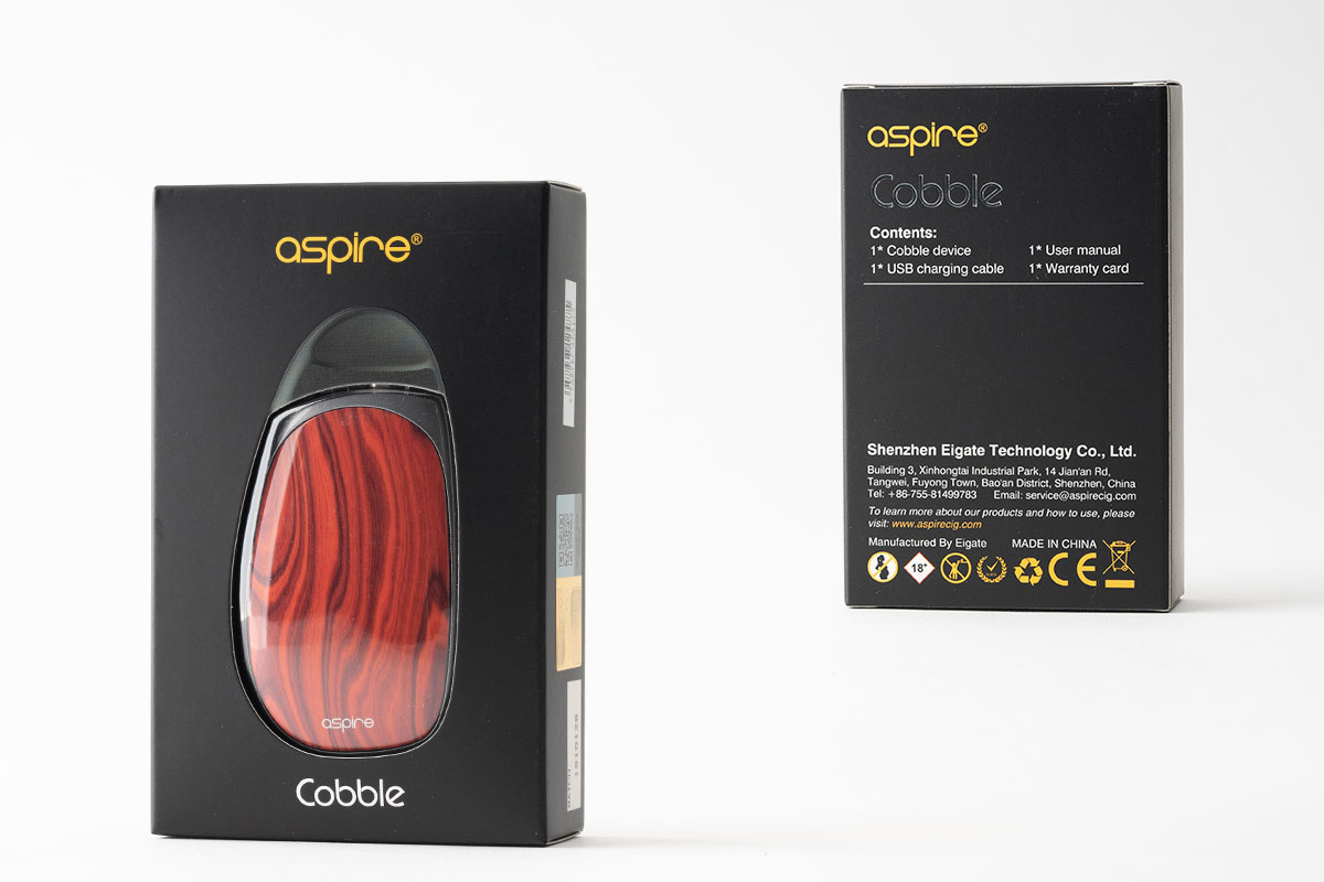 aspire Cobble AIOレビュー