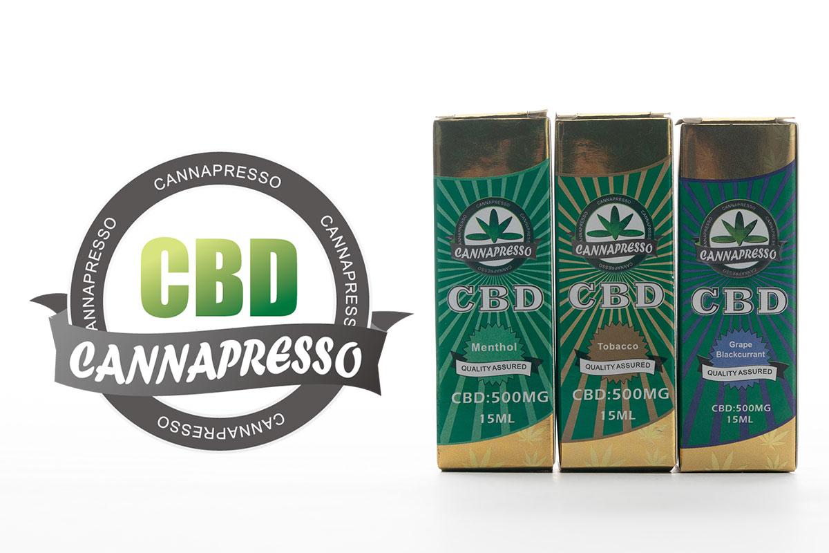 【CBDリキッドレビュー】Cannapresso CBDシリーズのリキッド!