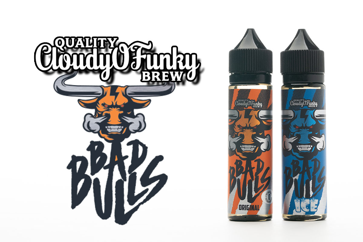 【Cloudy O Funky BAD BULLS ORIGINAL & ICE レビュー】クラウディーオーファンキー バッドブルズ
