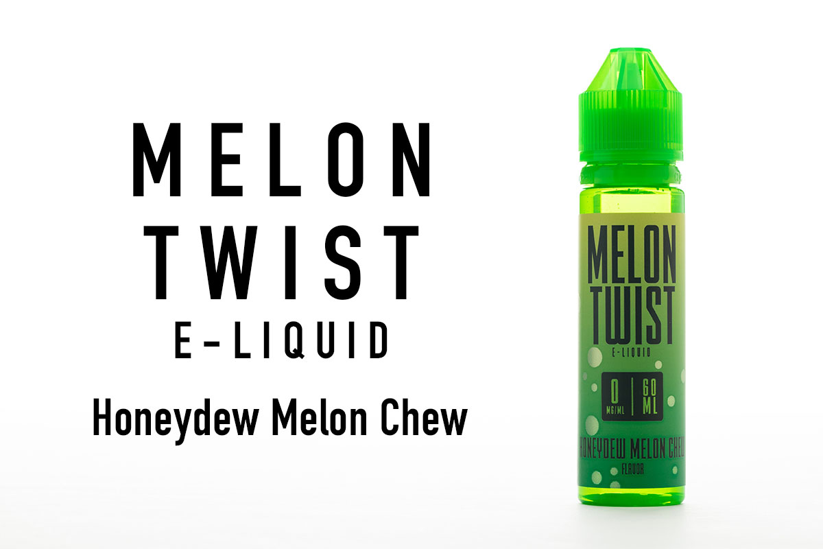 Melon Twist Honeydew Melon Chew レビュー