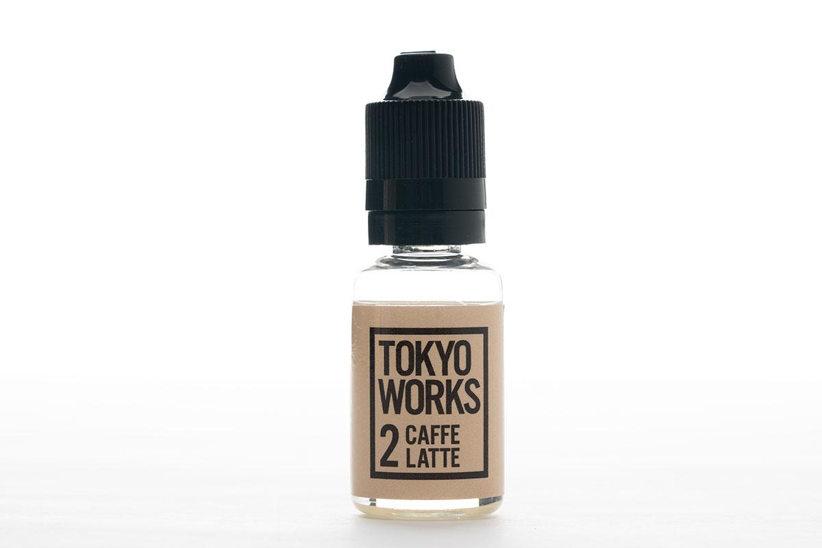 【TOKYO WORKS リキッドレビュー】低ワット専用POD型デバイス向けリキッド