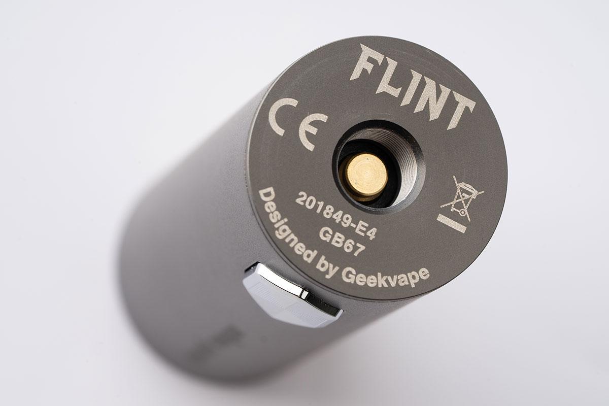 【Geekvape FLINT Kitレビュー】ギークベイプ フリントキット