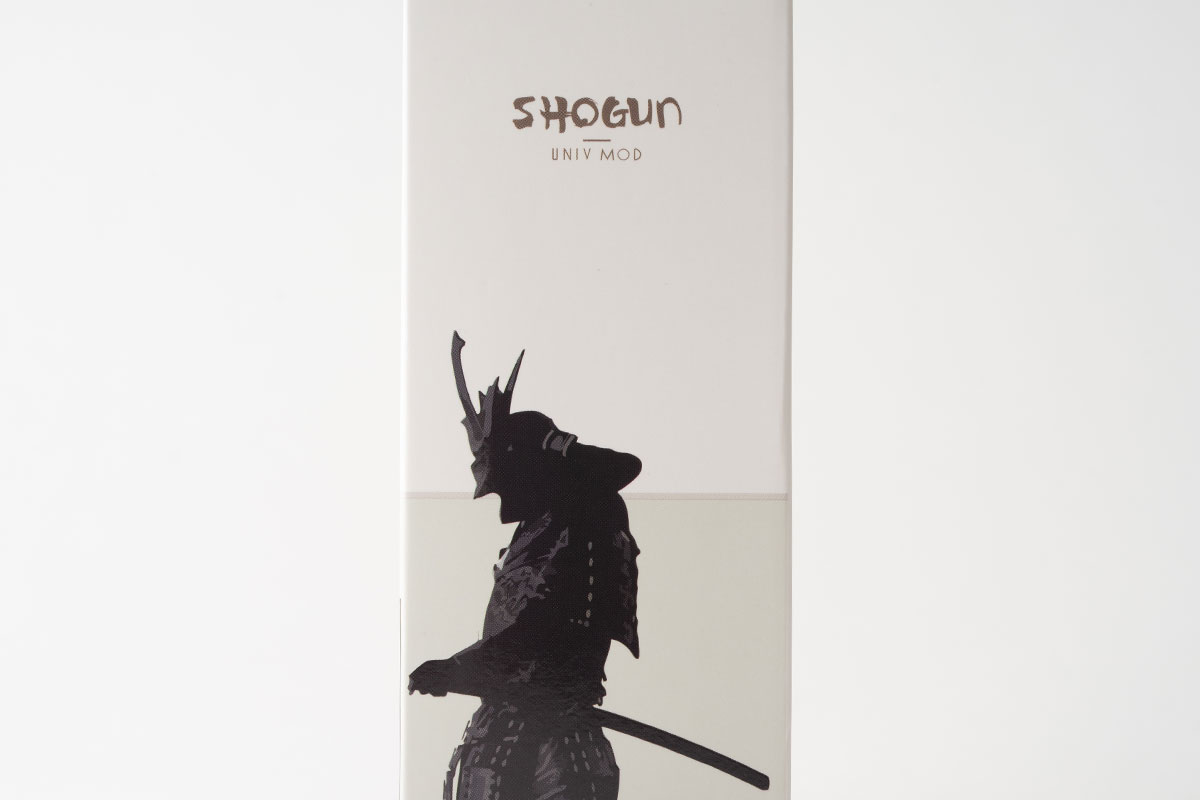 【ijoy SHOGUN UNIV MOD レビュー】アイジョイ ショーグン